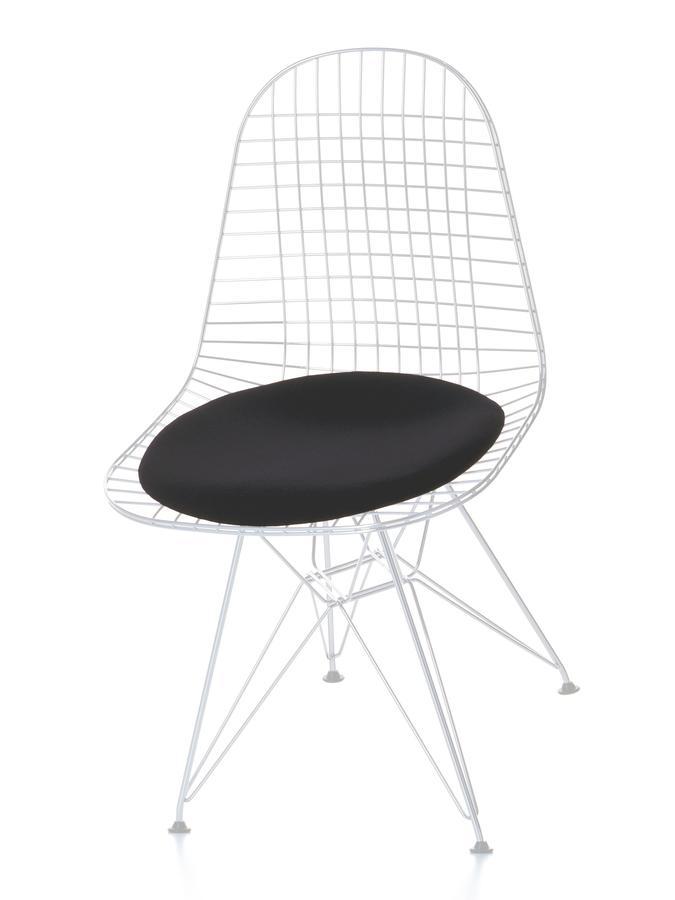 Kissen Für Wire Chair (DKR/DKW/DKX) Sitzkissen|Hopsak|Dunkelgrau