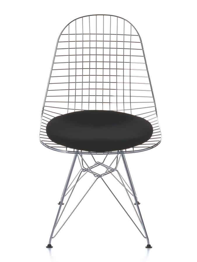 vitra kissen f r wire chair dkr dkw dkx von charles ray eames 1951 designerm bel von. Black Bedroom Furniture Sets. Home Design Ideas