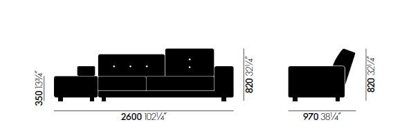 polder sofa dimensions refil sofa. Black Bedroom Furniture Sets. Home Design Ideas