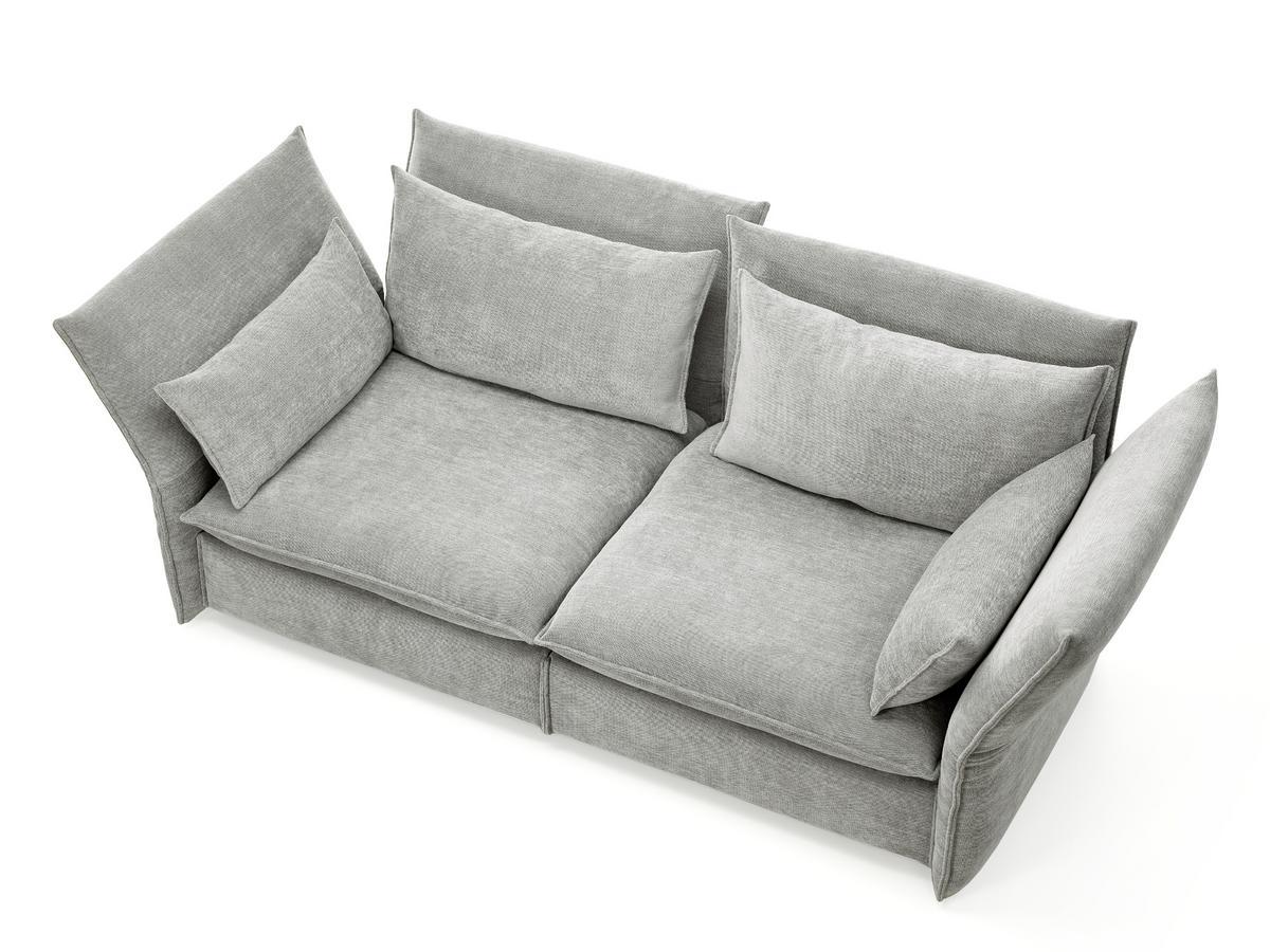 vitra mariposa sofa von edward barber jay osgerby 2014 designerm bel von. Black Bedroom Furniture Sets. Home Design Ideas