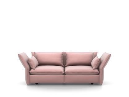 Mariposa Sofa Zweieinhalbsitzer (H80,5 x B171 x T101,5 cm)|Dumet zartrosé/beige