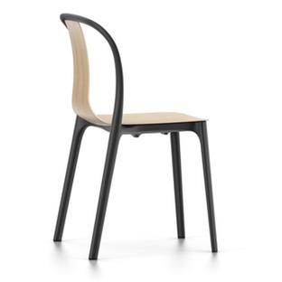 Belleville Chair Wood Eiche natur