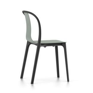 Belleville Chair Outdoor Moosgrau