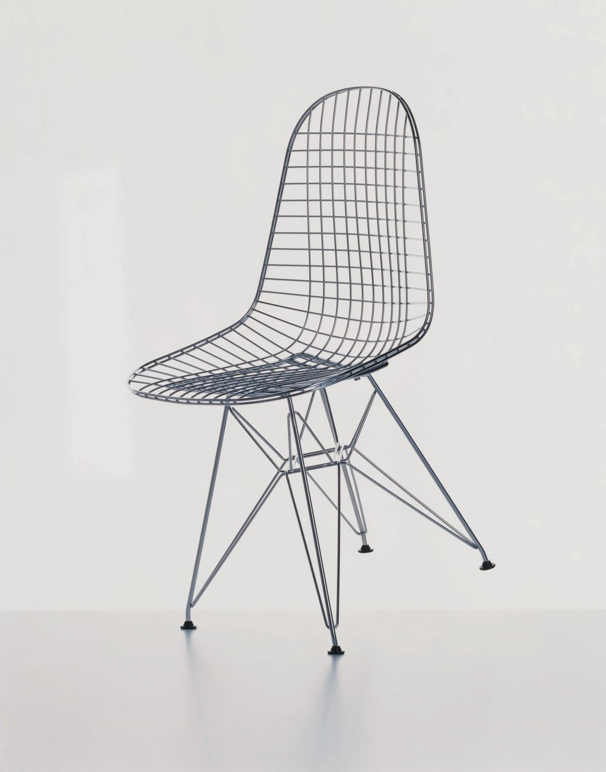 vitra dkr wire chair von charles ray eames 1951. Black Bedroom Furniture Sets. Home Design Ideas