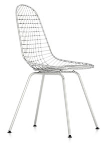 DKX Wire Chair
