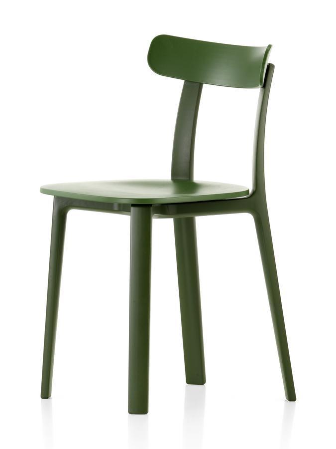vitra all plastic chair von jasper morrison 2016 designermöbel