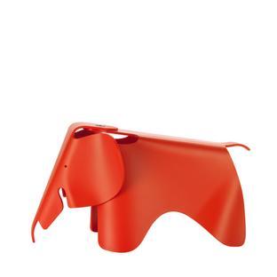 Eames Elephant Small Poppy red