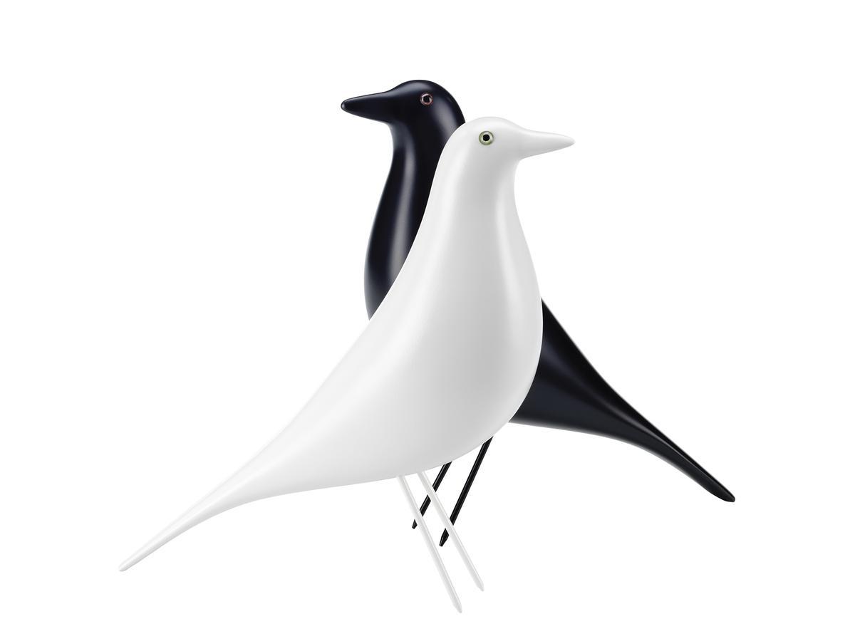 vitra eames house bird limited white edition von 1910 designerm bel von. Black Bedroom Furniture Sets. Home Design Ideas