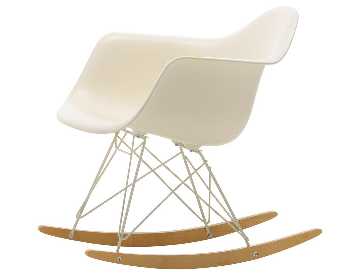 vitra rar limited white edition von charles ray eames 1950 designerm bel von. Black Bedroom Furniture Sets. Home Design Ideas