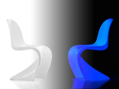 Panton Chair Classic Glow Edition - Ausstellungsware