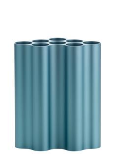 Nuage Vase Nuage medium|Aluminium eloxiert|Pastellblau