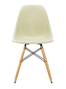 Eames Fiberglass Chair DSW Eames parchment|Esche honigfarben