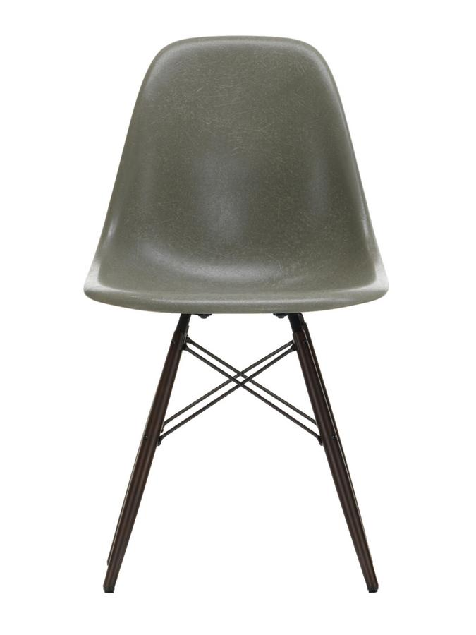Vitra Eames Fiberglass Chair Dsw Von Charles Ray Eames 1950 Designermobel Von Smow De