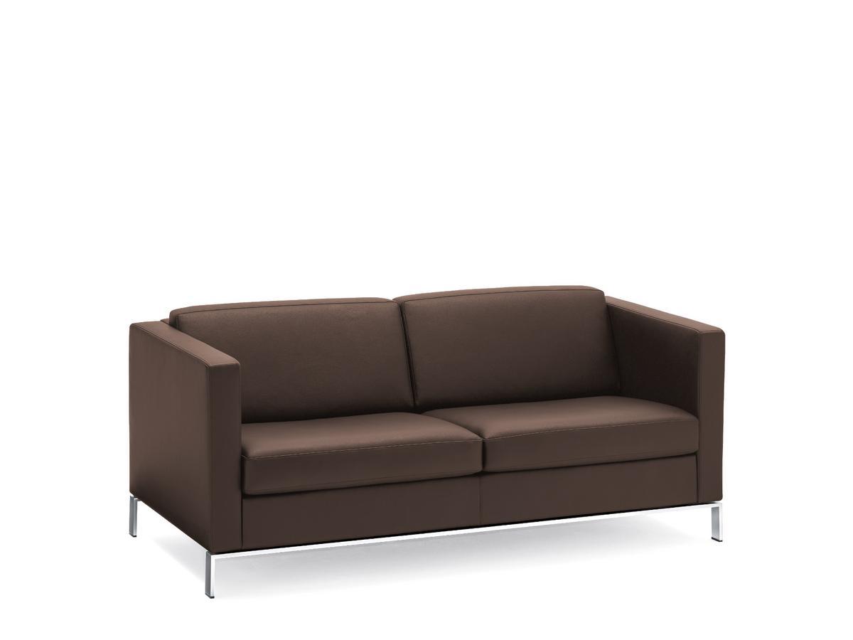 Designermöbel sofa leder
