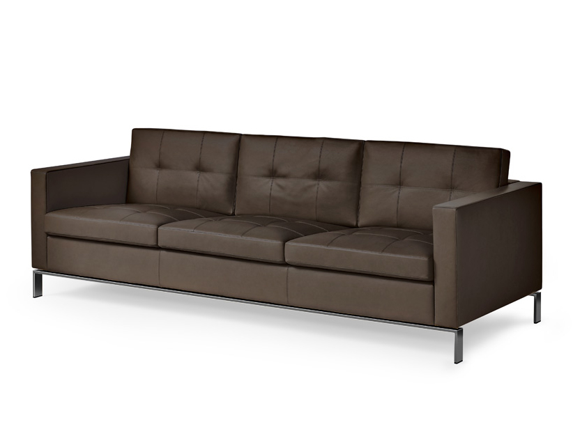 Walter Knoll Foster Sofa 502 3 Sitzer B 216 Cm Leder Select