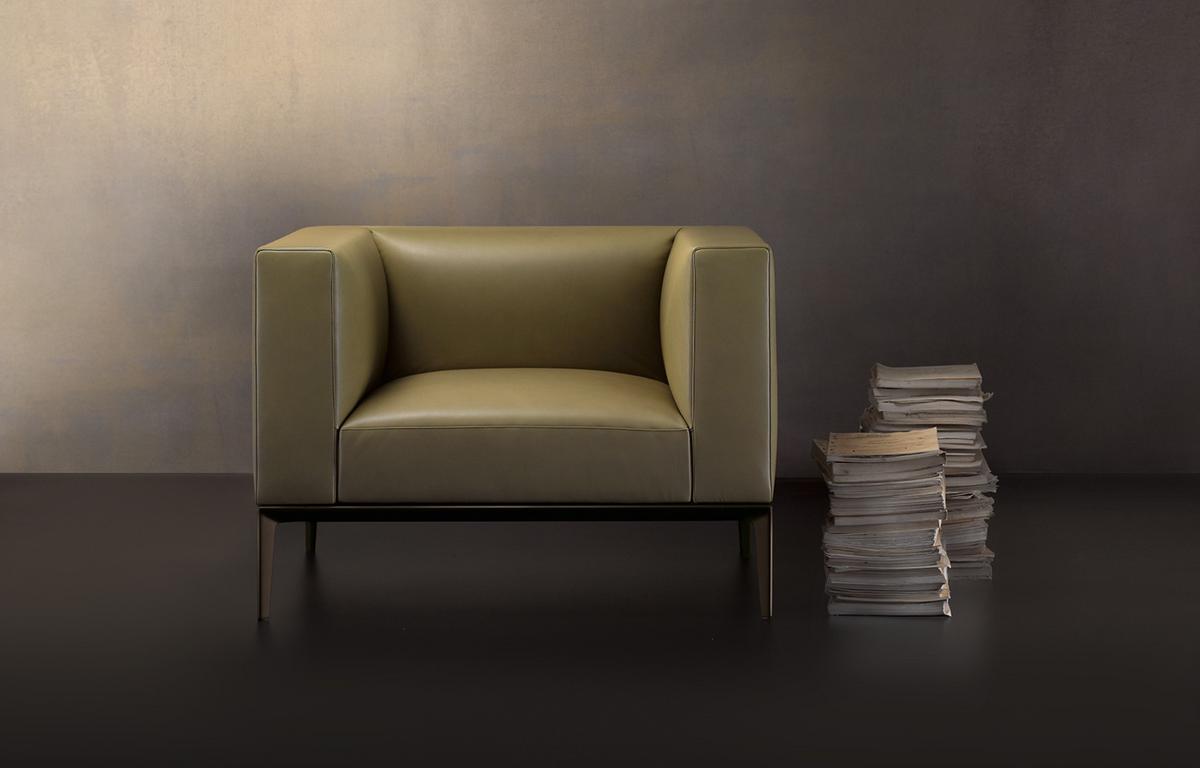 walter knoll jaan sessel 780 781 von eoos 2010. Black Bedroom Furniture Sets. Home Design Ideas