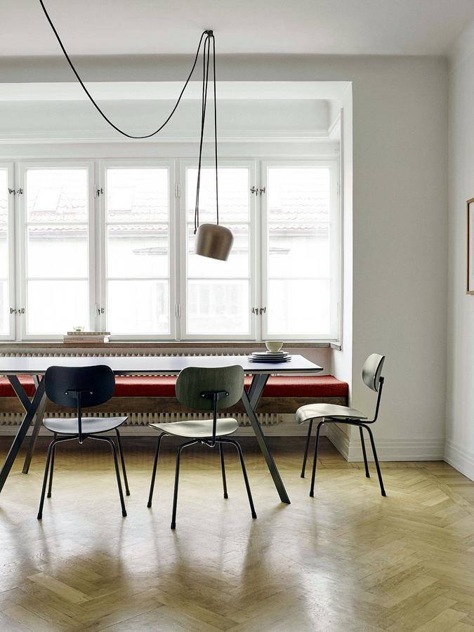 wilde spieth se 68 von egon eiermann 1950 designerm bel von. Black Bedroom Furniture Sets. Home Design Ideas
