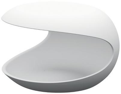 Beistelltisch White Shell